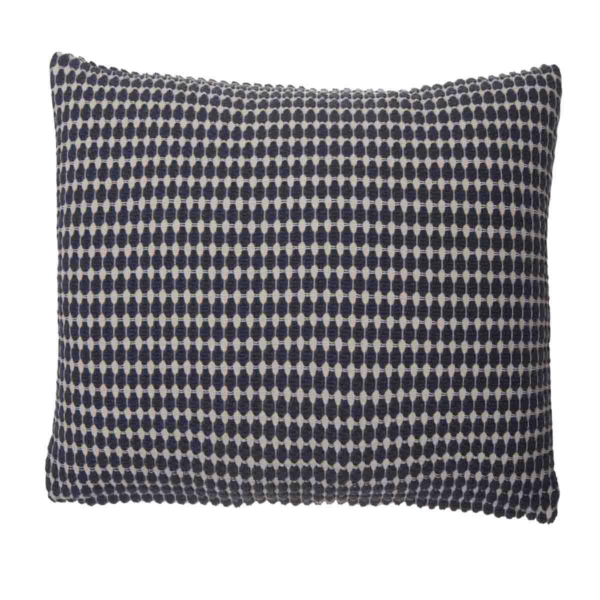Coussin style bohème gipsy en coton 50 x 50 cm Lino