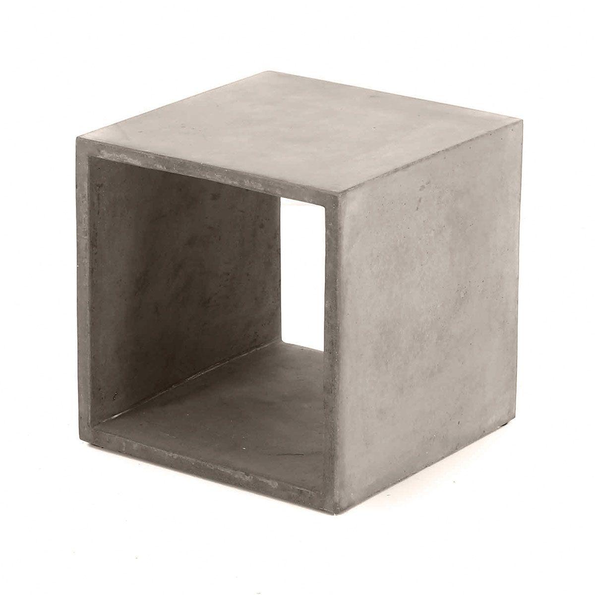 cube rangement b ton style industriel zago store. Black Bedroom Furniture Sets. Home Design Ideas