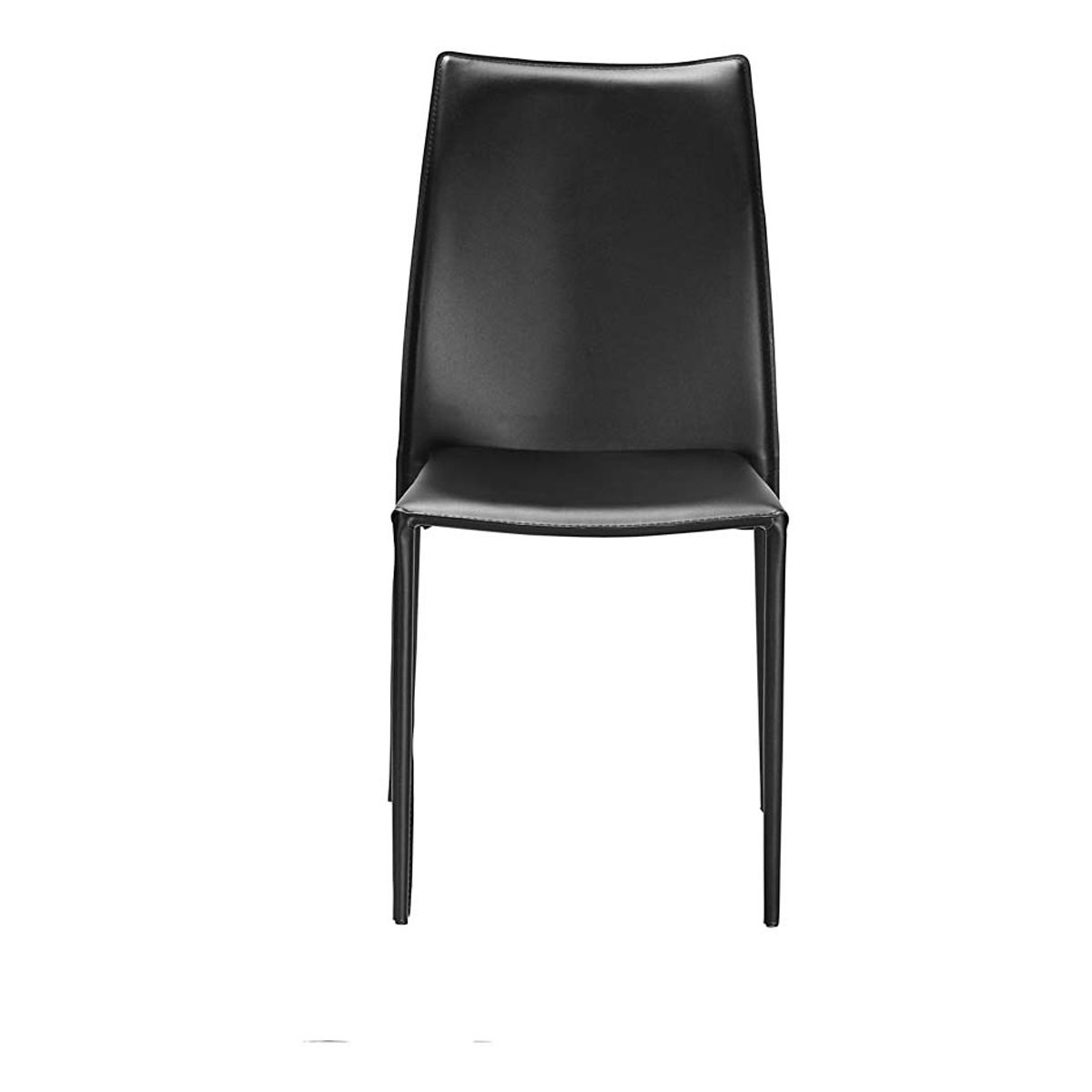 2x Chaise repas noire Solène