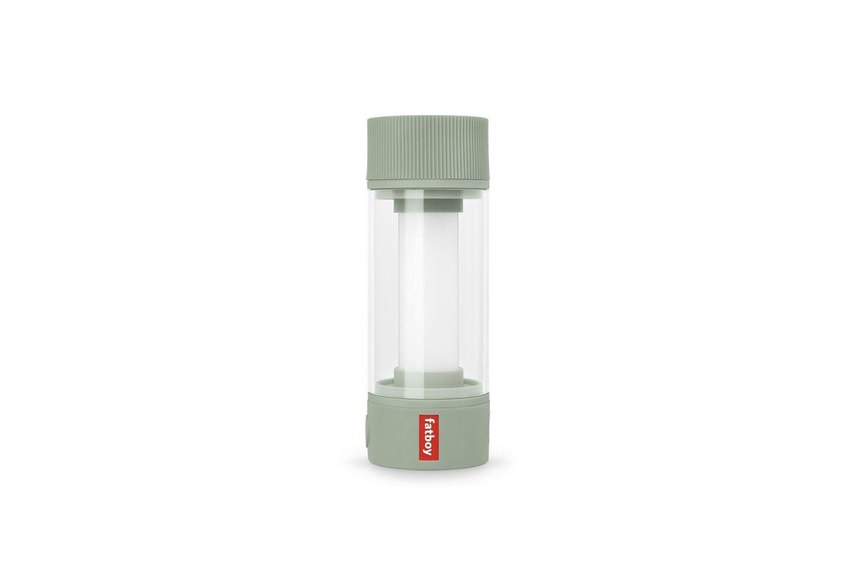 Lampe sans fil rechargeable vert de gris Tjoepke