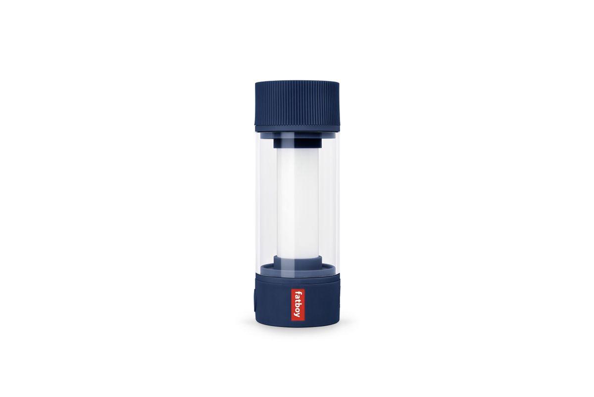 Lampe sans fil rechargeable bleu foncé Tjoepke