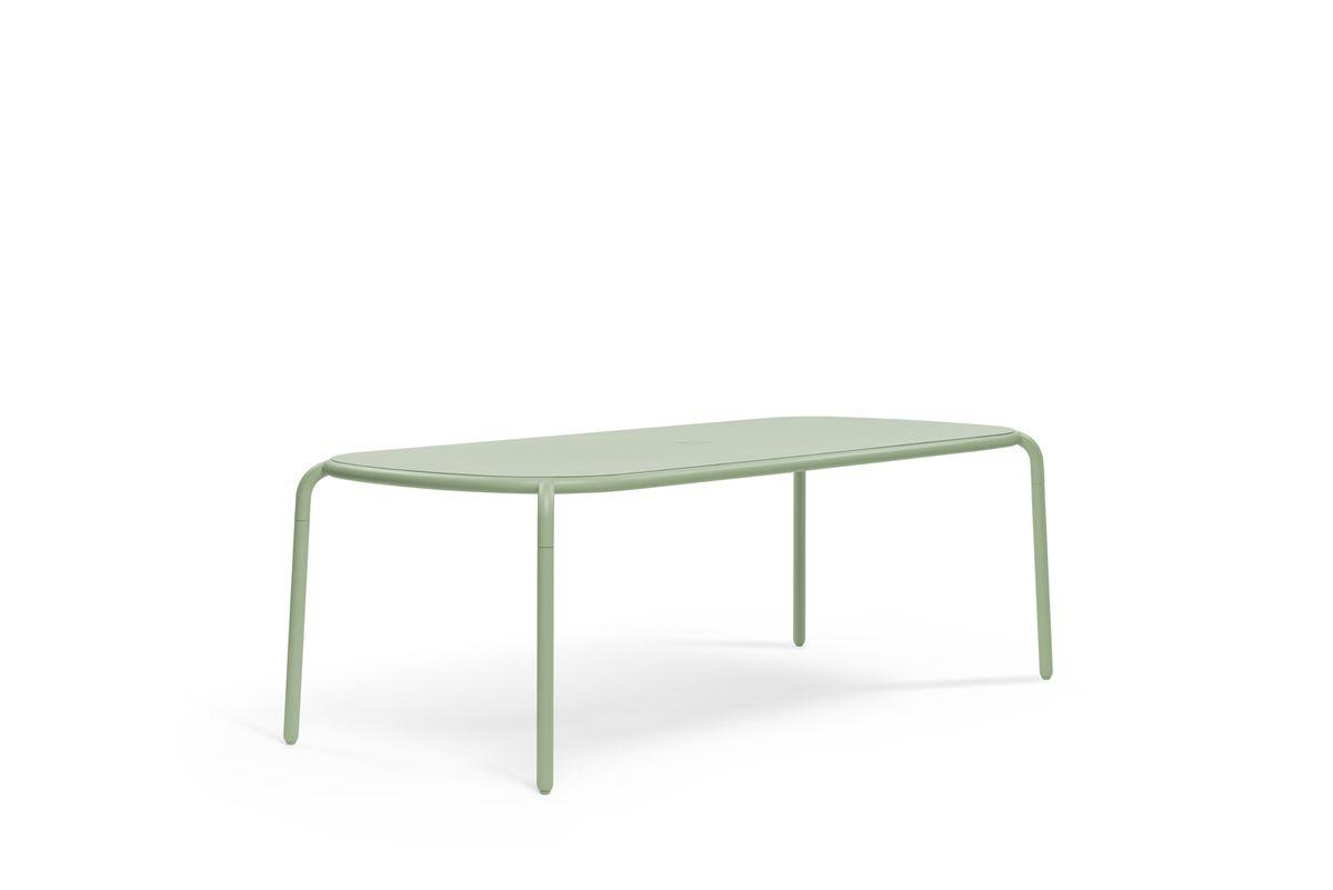 Table de repas vert brume 220 cm Toni Tablo Fatboy