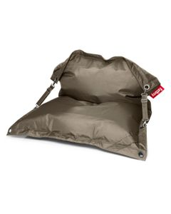 Pouf polyvalent gris taupe Buggle-Up Fatboy
