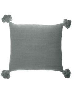 Coussin en coton Laly