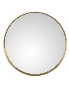 Miroir rond métal 92 cm Alice