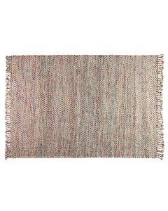 Tapis multicolore  en laine Tuco