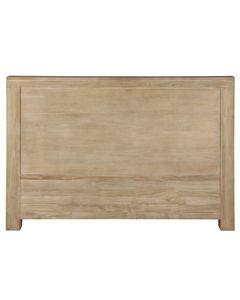 Tête de lit naturel teinté clair 142 x 110 cm Cosmopolitan
