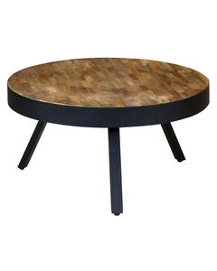 Table basse rectangulaire Woody