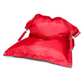 Pouf polyvalent rouge Buggle-Up