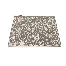 Tapis carpet diem x jordy taupe 160 x 230 cm
