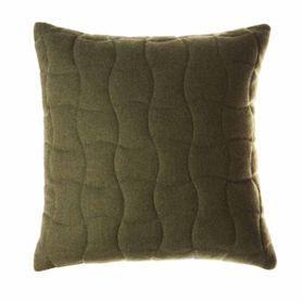 Coussin carré en feutrine 45 x 45 cm Sohan