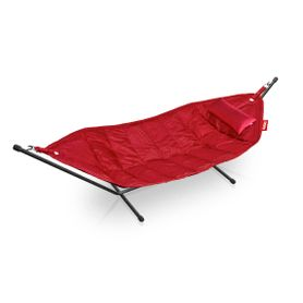 Hamac rouge deluxe headdemock