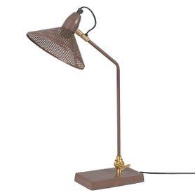 Lampe à poser beige Desk