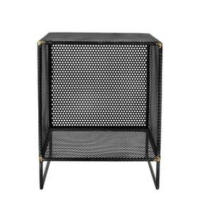 Cube en métal 1 niche Loft