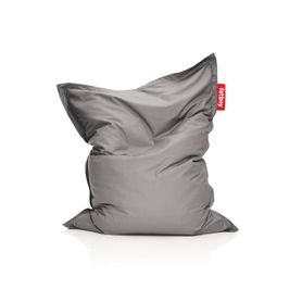 Pouf outdoor gris
