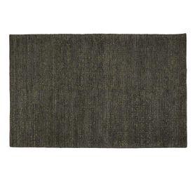 Tapis laine de Nouvelle-Zélande gris170 x 120 cm Bori