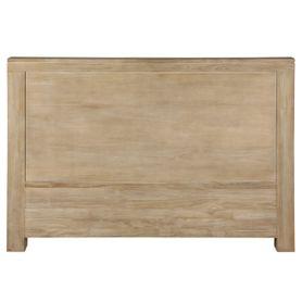 Tête de lit teck Taupe 142 x 110 cm Cosmopolitan