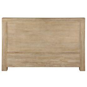 Tête de lit teck taupe 162 x 110 cm Cosmopolitan