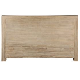 Tête de lit teck taupe 182 x 110 cm Cosmopolitan