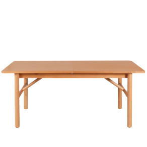 Table extensible en chêne naturel 180 cm Gost