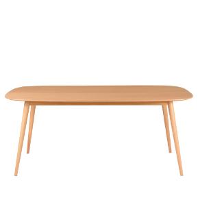 Table repas 180 cm en chêne CALYPSO